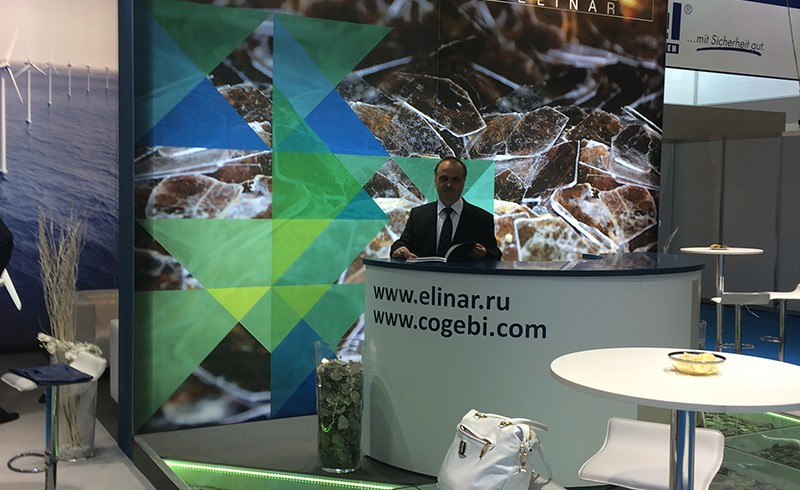 Компания «Элинар» приняла участие в выставке «CWIEME»