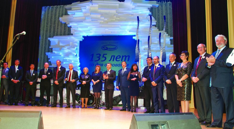 "135th anniversary of ""Elinar"" company! Report from the celebration."