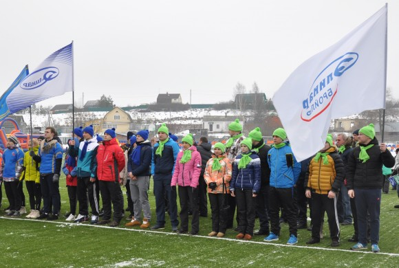 """Elinar"" employees are among the winners of winter Spartakiad 2016"