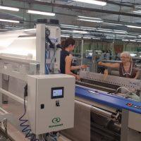 На заводе «Астраханское стекловолокно» продолжается модернизация оборудования