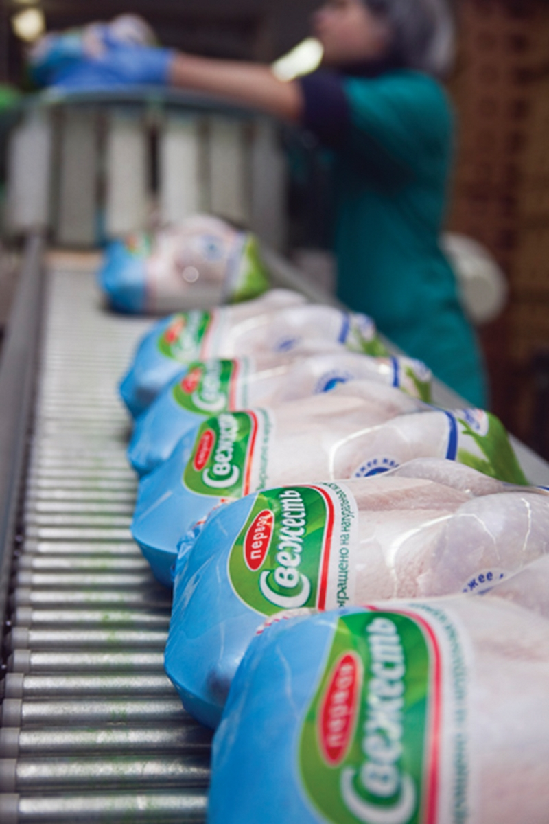 Птицефабрика «Элинар-Бройлер» расширяет рынки сбыта продукции