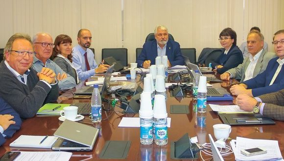 Совместное заседание совета директоров холдинга «Элинар»