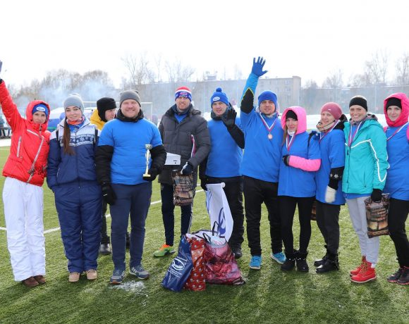 Own  Olympics-Winter Spartakiad
