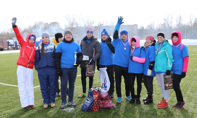 Своя Олимпиада — Зимняя спартакиада