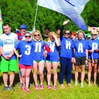 "Triumphal victory of ""Elinar"" team tourists on the rally of 2015"