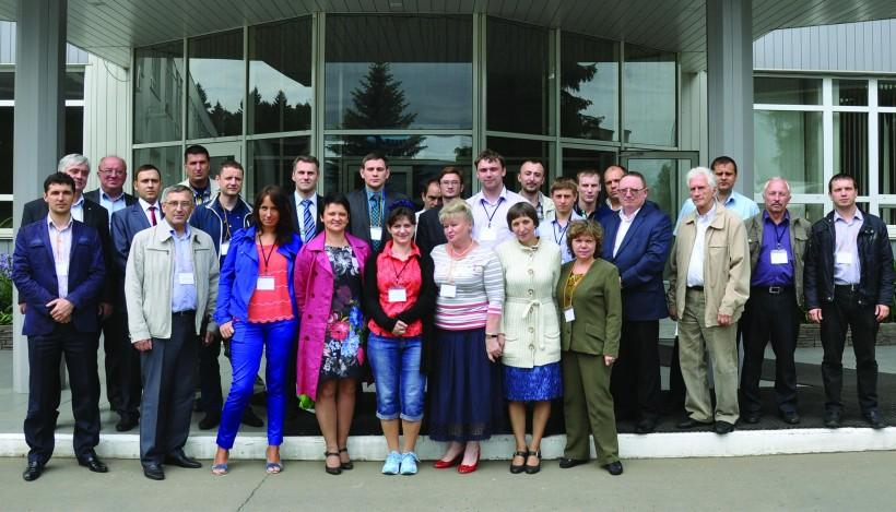 """""""Zheldorremmash"""" specialists meeting on ZEIM """"Elinar"""""""
