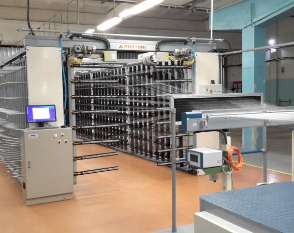 Новое оборудование на заводе «Астраханское стекловолокно»
