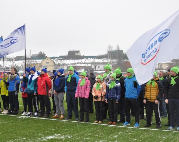 Элинаровцы в числе победителей зимней спартакиады 2016