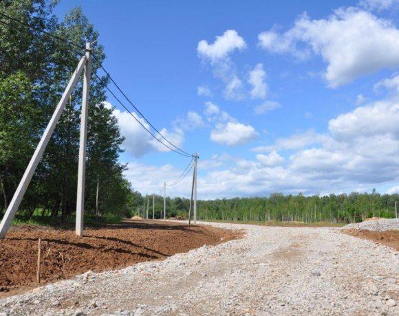 Загородное строительство проекта «Свой дом» набирает обороты.