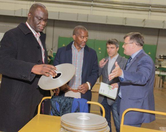 Расширяя партнерство: официальный визит представителей Республики Замбия