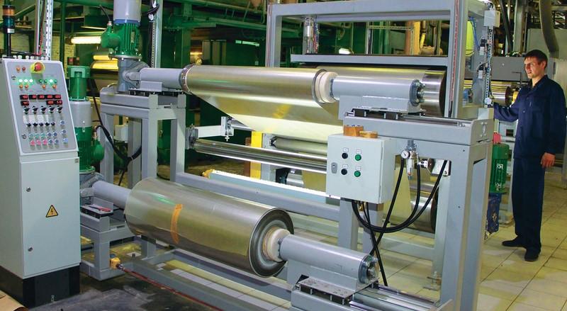 Запуск новой пропиточной машины для производства огнестойких лент