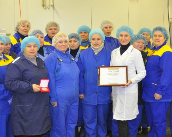«Элинар-Бройлер» – победитель конкурса «За производство высококачественной мясной продукции»