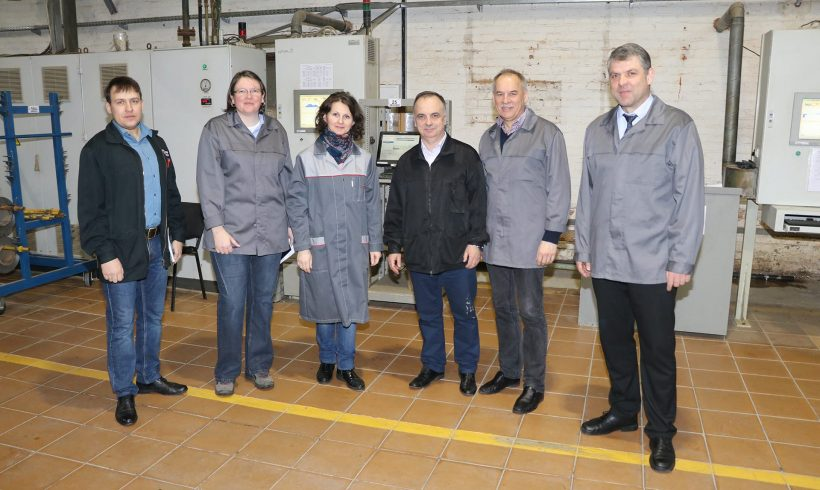 Ateptsevo production site has successfully passed audit held by Siemens AG
