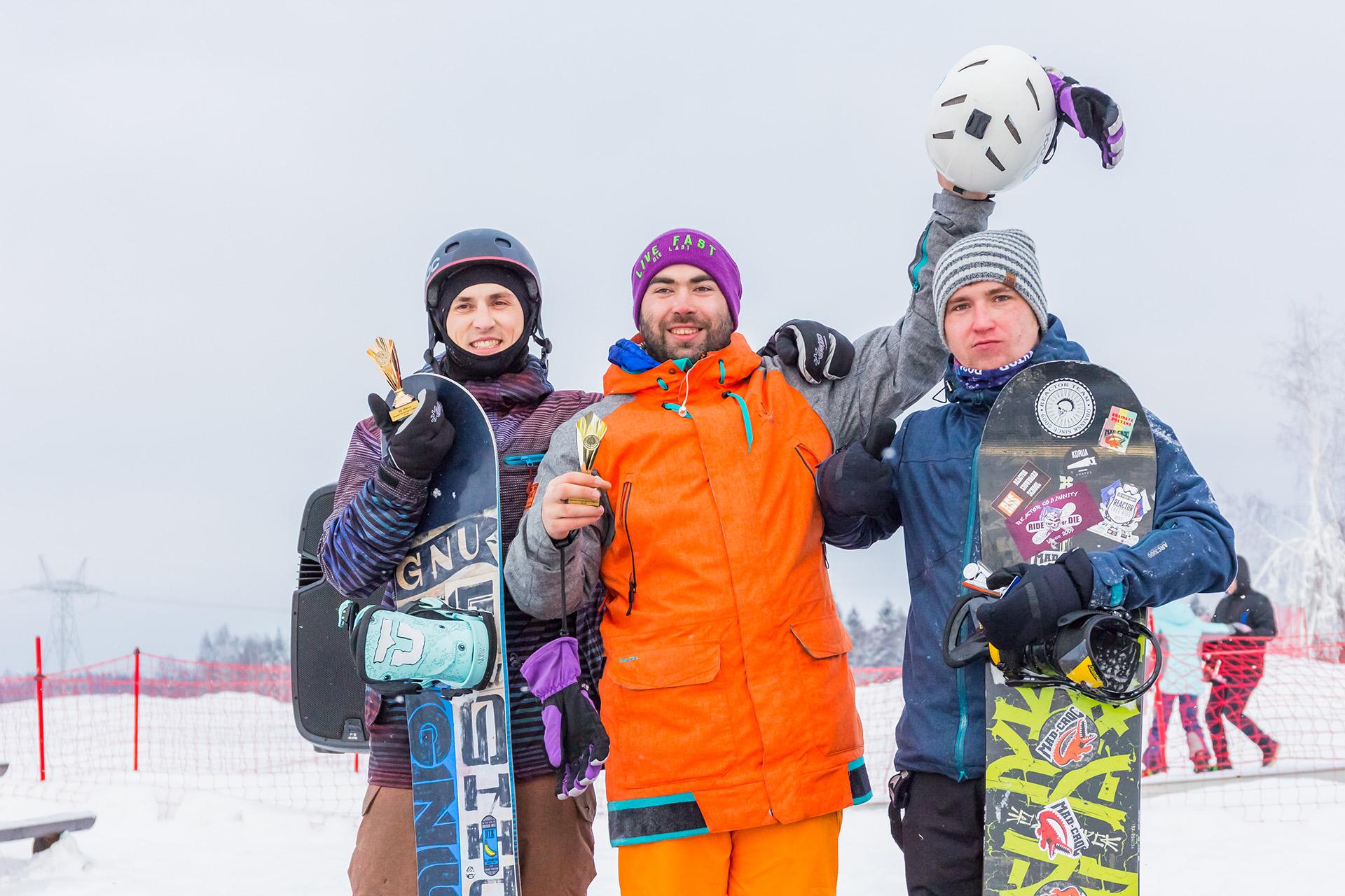 Соревнования сноубордистов_2