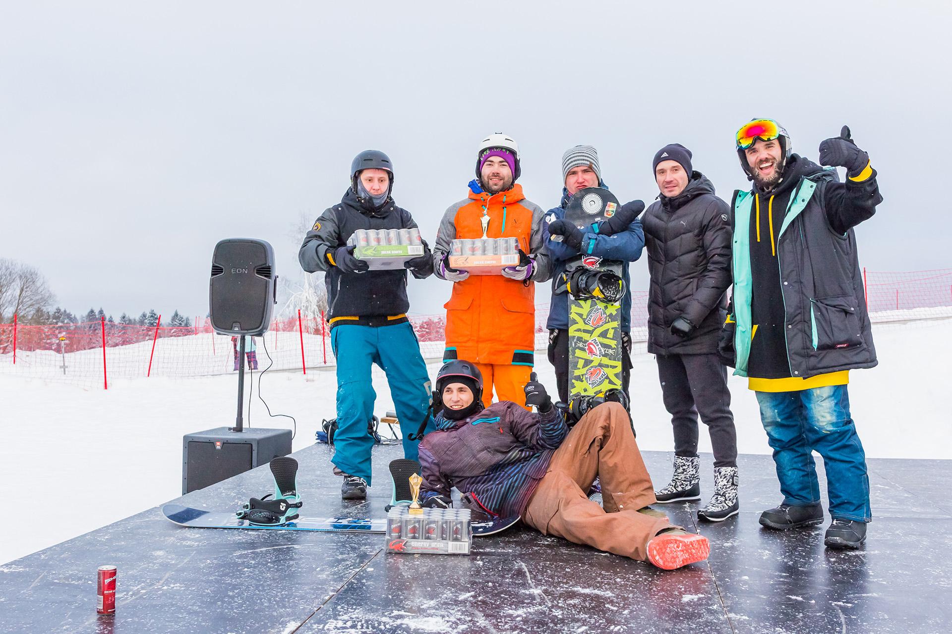 Соревнования сноубордистов_3