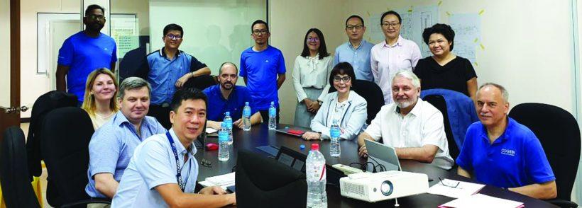 Сплоченная команда «Кожеби» Азия добивается новых успехов
