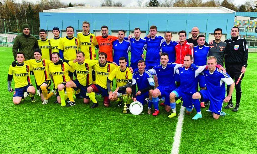 Элинаровцы – финалисты Кубка Наро-Фоминского городского округа по футболу