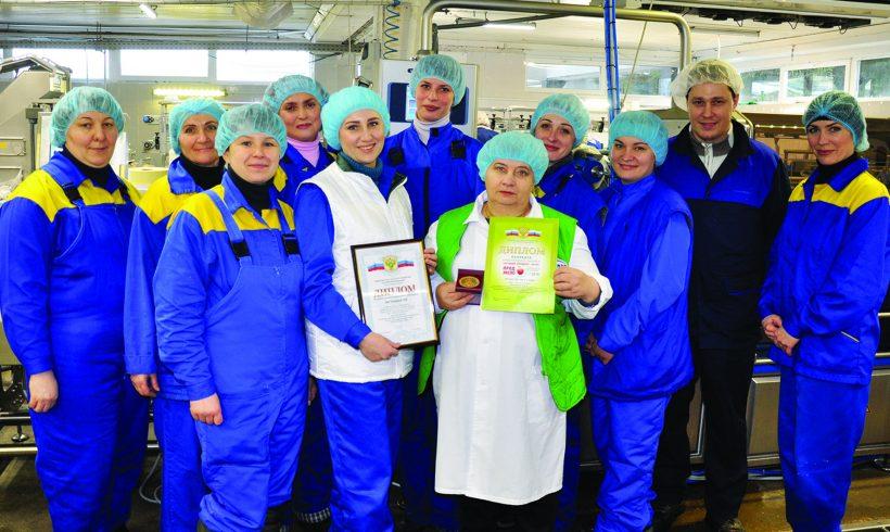 Отменное качество и новинки кулинарии «Первая Свежесть» отмечены наградами