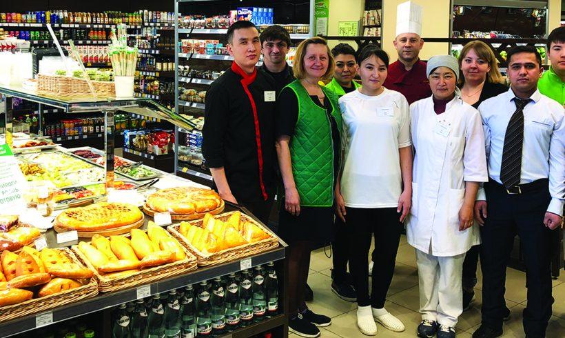 Новые супермаркеты «Первая Свежесть» продолжают открывать свои двери!