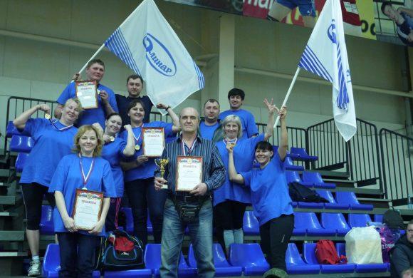 Спортивный праздник в честь Дня работников ЖКХ