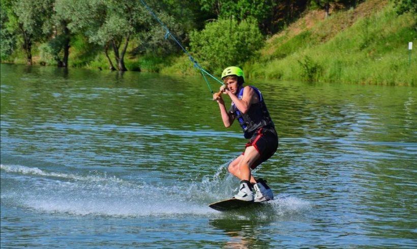 Hot summer 2021: development of Gorchukhino recreation area
