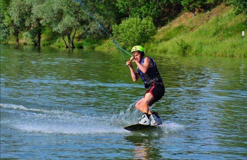 Жаркое лето-2021: развитие зоны отдыха «Горчухино»